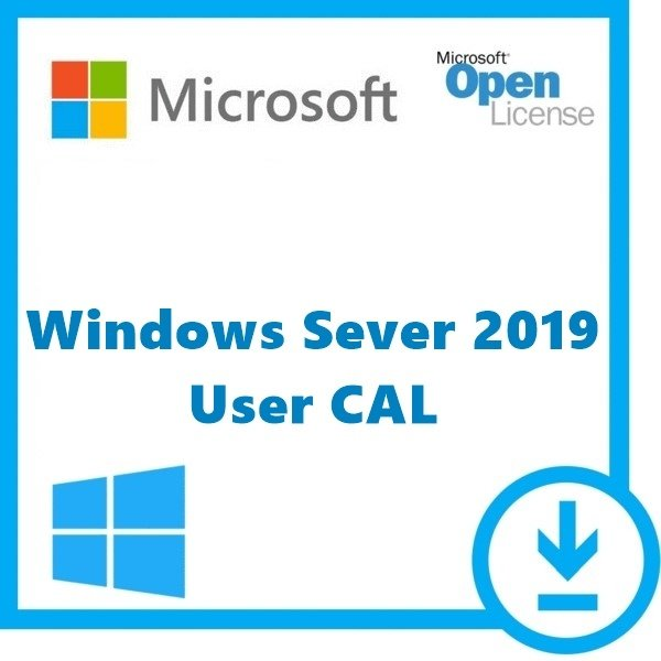 Windows Server CAL 2019 Single OPEN No Level User CAL