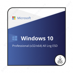 Microsoft Windows 10 Professional (x32/x64) All Lng ESD
