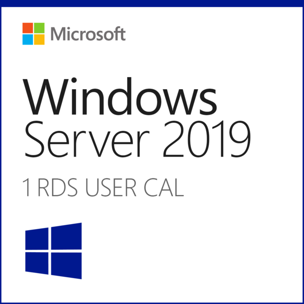 Windows Remote Desktop Services CAL 2019 Single Open NL User CAL