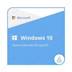Microsoft Windows 10 Home (x32/x64) All Lng ESD