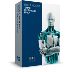 ESET NOD32 Small Business Pack newsale for 4 users за 580 руб.