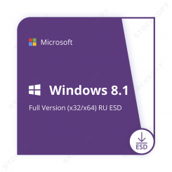 Microsoft Windows 8.1 Full Version (x32/x64) RU ESD