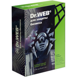 Dr.Web Desktop Security Suite (КЗ) для Windows 2 пк 2 года за 6 160 руб.