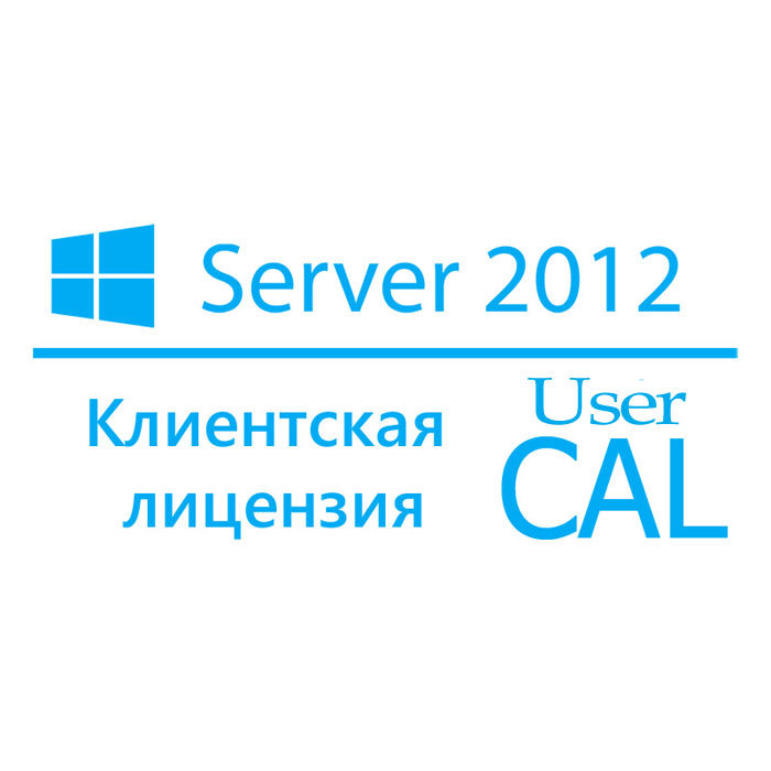 Microsoft Windows Server 2012 User CAL 1 Clt