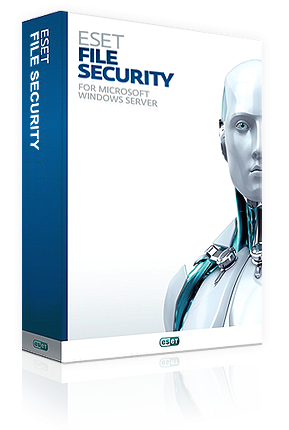 ESET File Security newsale for 1 server за 477 руб.