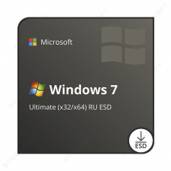 Microsoft Windows 7 Ultimate (x32/x64) RU ESD