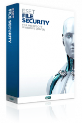 ESET File Security newsale for 3 servers за 810 руб.
