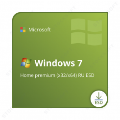 Microsoft Windows 7 Home Premium (x32/x64) RU