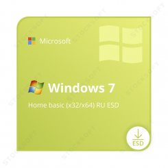Microsoft Windows 7 Home Basic (x32) RU ESD