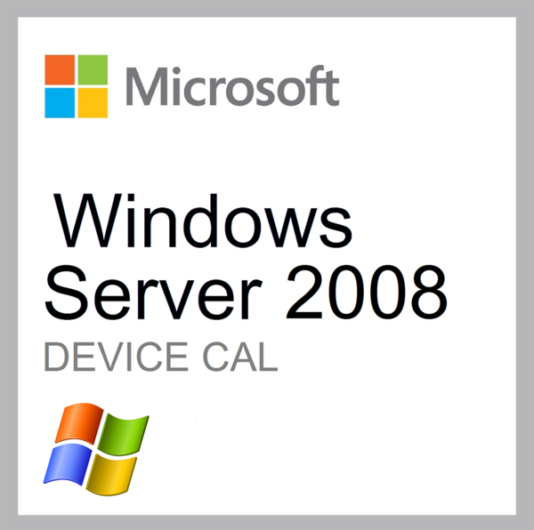 Microsoft Windows Server 2008 Device CAL 5 Clt