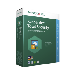 Kaspersky Total Security на 1 год