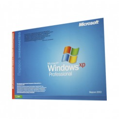Microsoft Windows XP Professional (x32) RU OEM
