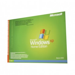 Microsoft Windows XP Home Edition (x32) RU OEM
