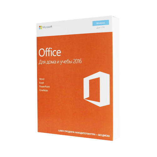 Microsoft Office 2016 Home and Student (x32/x64) RU BOX
