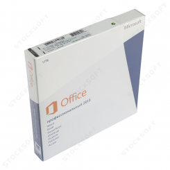 Microsoft Office 2013 Professional (x32/x64) RU BOX