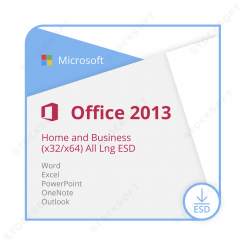 Microsoft Office 2013 Home and Business (x32/x64) RU ESD