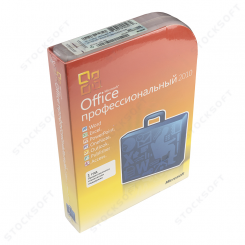 Microsoft Office 2010 Professional (x32/x64) RU BOX