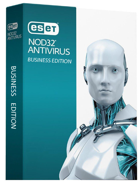ESET NOD32 Antivirus Business Edition newsale for 33 users за 3 630 руб.