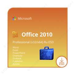 Microsoft Office 2010 Professional (x32/x64) RU