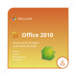 Microsoft Office 2010 Home and Student (x32/x64) RU