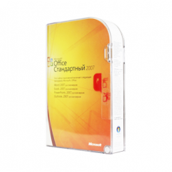 Microsoft Office 2007 Standard (x32) RU BOX