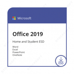 Microsoft Office 2019 Home and Student (x32/x64) All Lng ESD