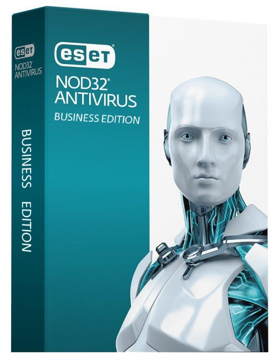 ESET NOD32 Antivirus Business Edition базовая 16 ПК 1 год за 30 688 руб.