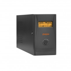 ИБП ExeGate Power Smart ULB-650.LCD.AVR.EURO.RJ.USB <650VA/360W, LCD, AVR, 2 евророзетки, RJ45/11, USB, Black>