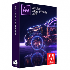 Adobe After Effects CC. Электронная лицензия. Подписка на 1 год