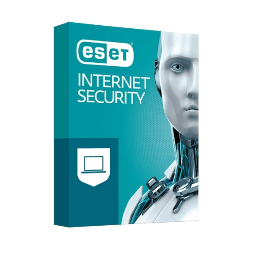 ESET NOD32 INTERNET SECURITY - лицензия на 3 ПК на 1 год