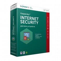 Kaspersky Internet Security Russian Edition. 2-Device 1 year Base Download Pack электронно