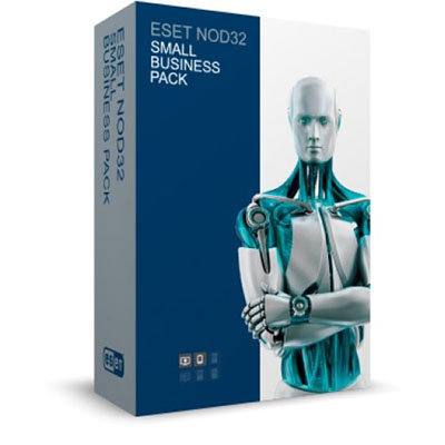 ESET NOD32 Small Business Pack newsale for 186 users за 15 066 руб.