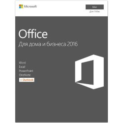 Microsoft Office 2016 Home and Business Mac (x32/x64) All Lng ESD