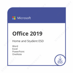 Microsoft Office 2019 Home and Student Mac All Lng ESD